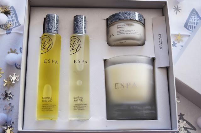 espa gift set review