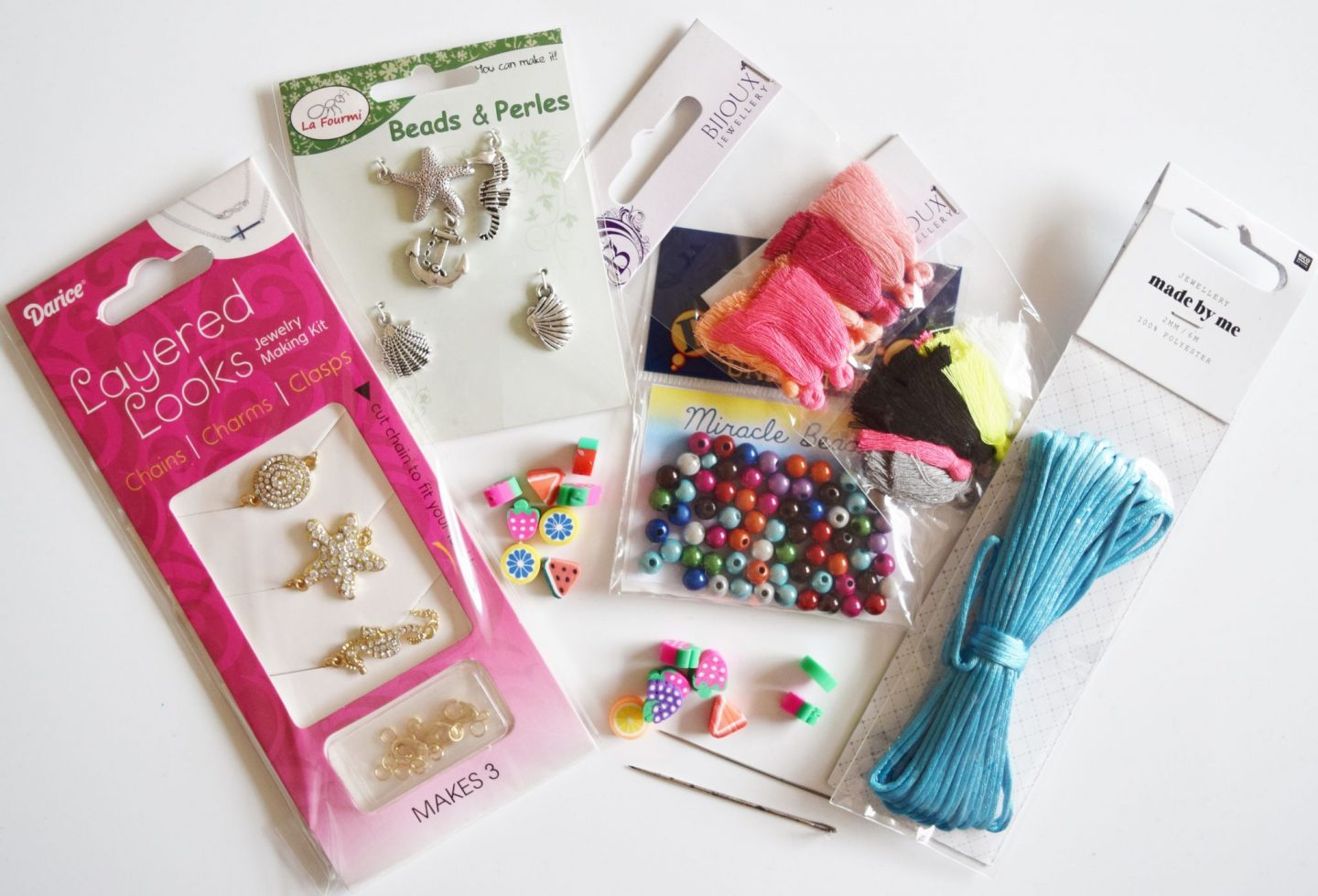 jewellery crafting supplies