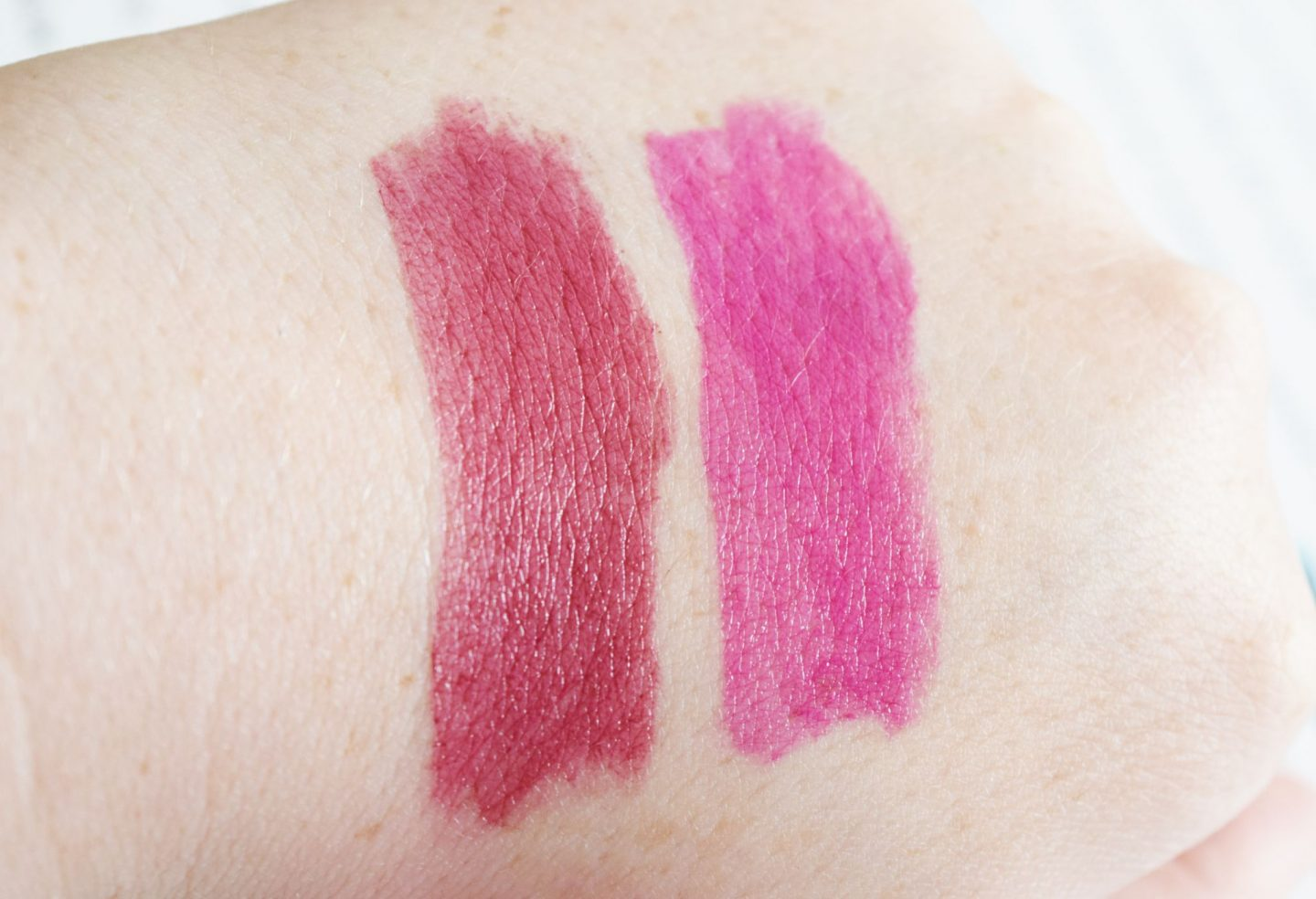 givenchy rouge interdit swatches