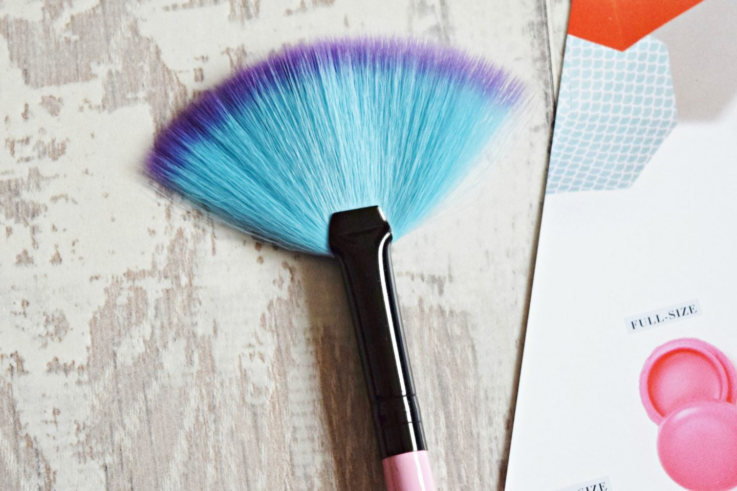 Spectrum Small Fan A10 brush
