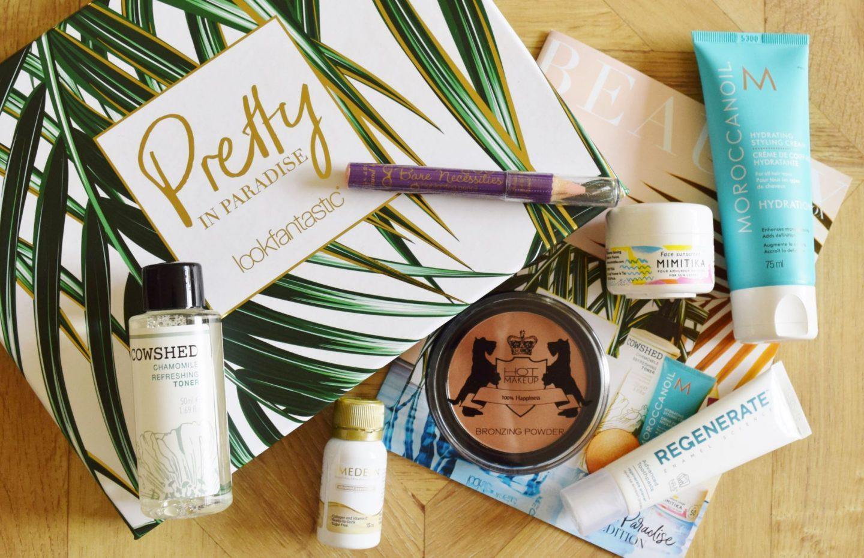Look Fantastic Beauty Box from July 2017