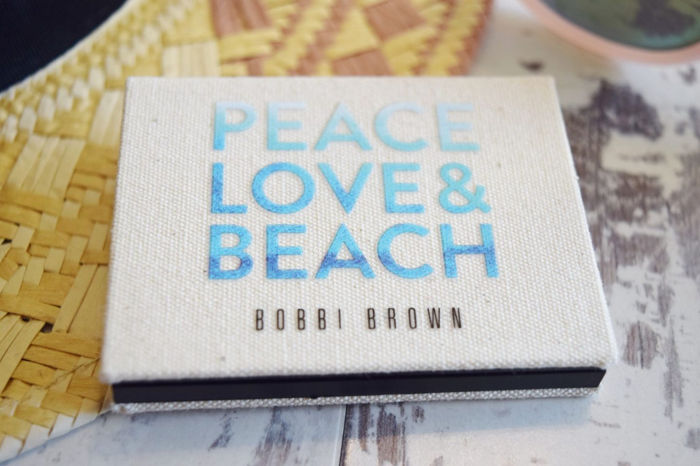 Peace, Love, Beach Limited Edition Eyeshadow Trios