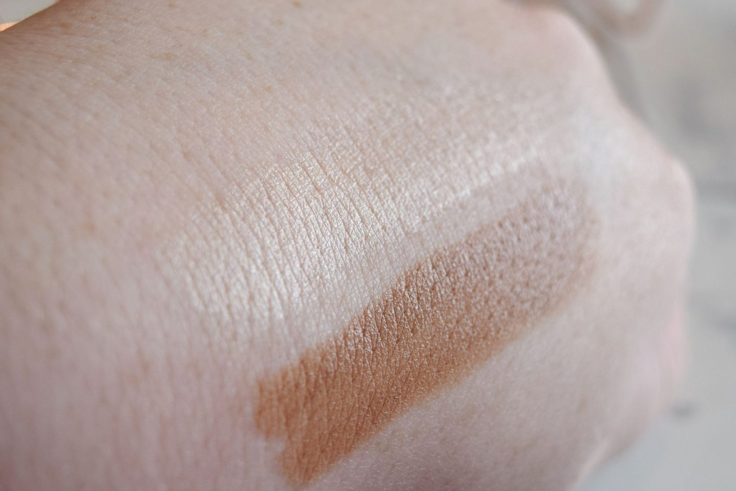 rimmel light insta contour stick swatched