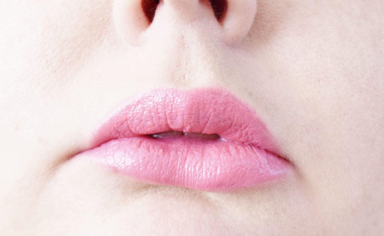 B. Luminous Lipstick in Mrs Jones lip swatch