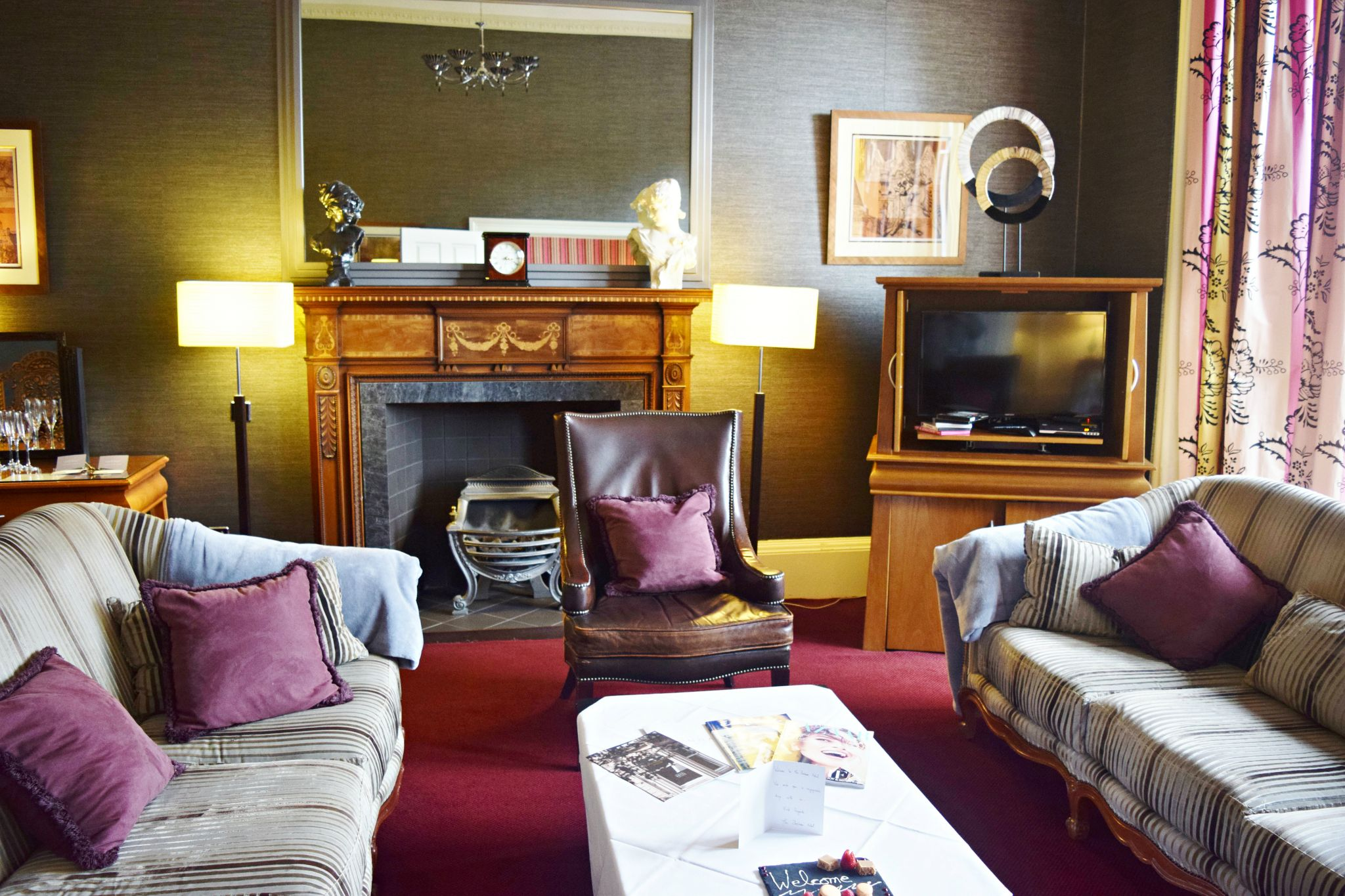 the bonham edinburgh suite