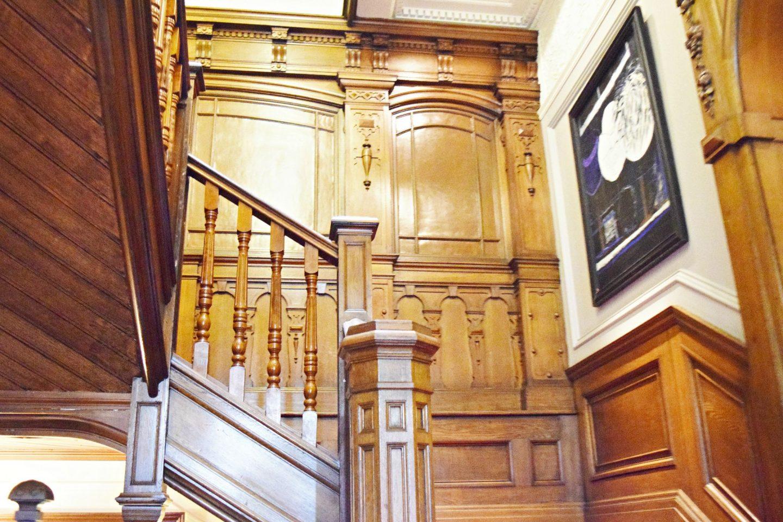 the bonham staircase