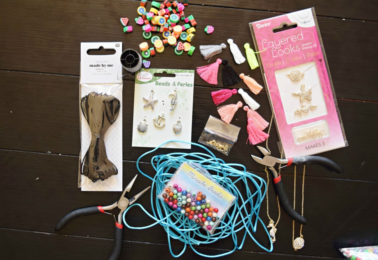 hobbycraft jewellery making supplies