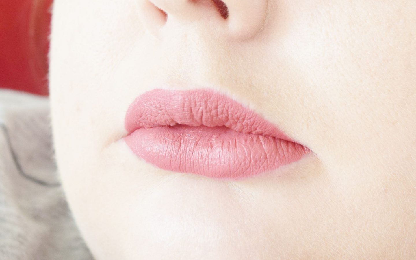 Charlotte Tilbury Hollywood Lips Matte Contour Liquid Lipstick in Too Bad I'm Bad swatch