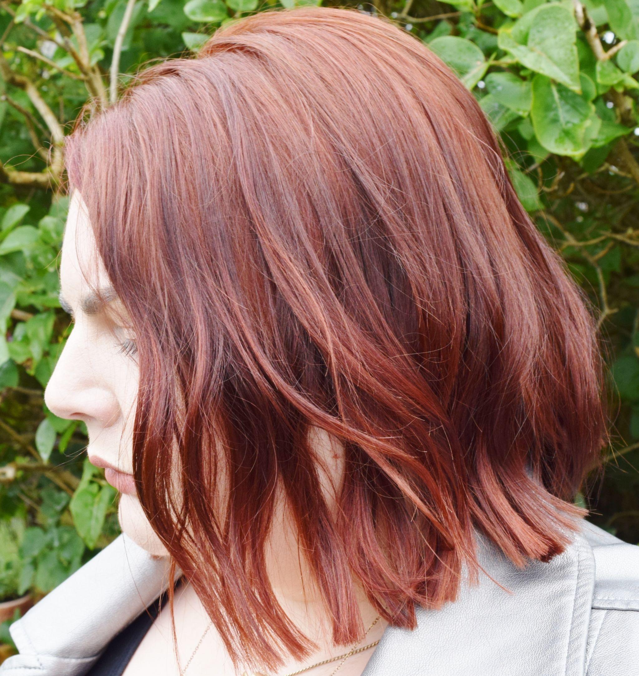 ariel coloured hair