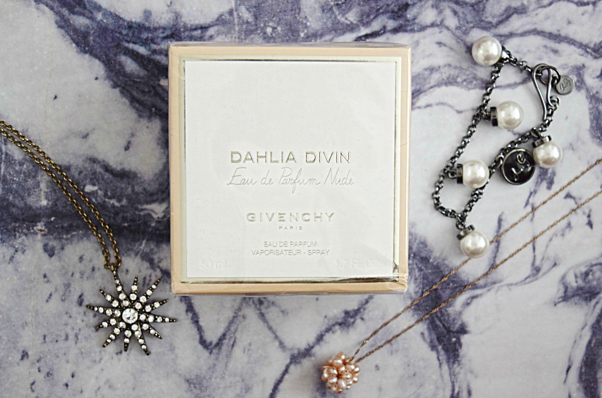 Givenchy Dahlia Divin Fragrance