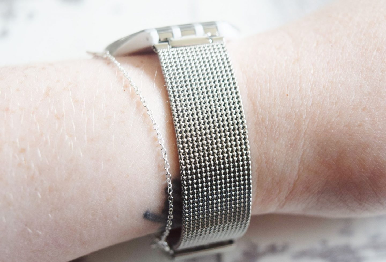 Swatch Skin Skinmesh Watch
