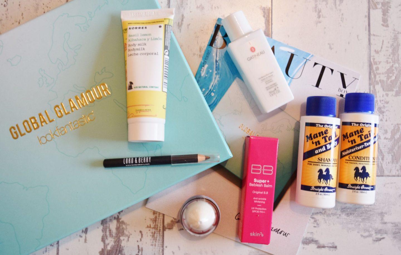 Look Fantastic August 2017 Beauty Box