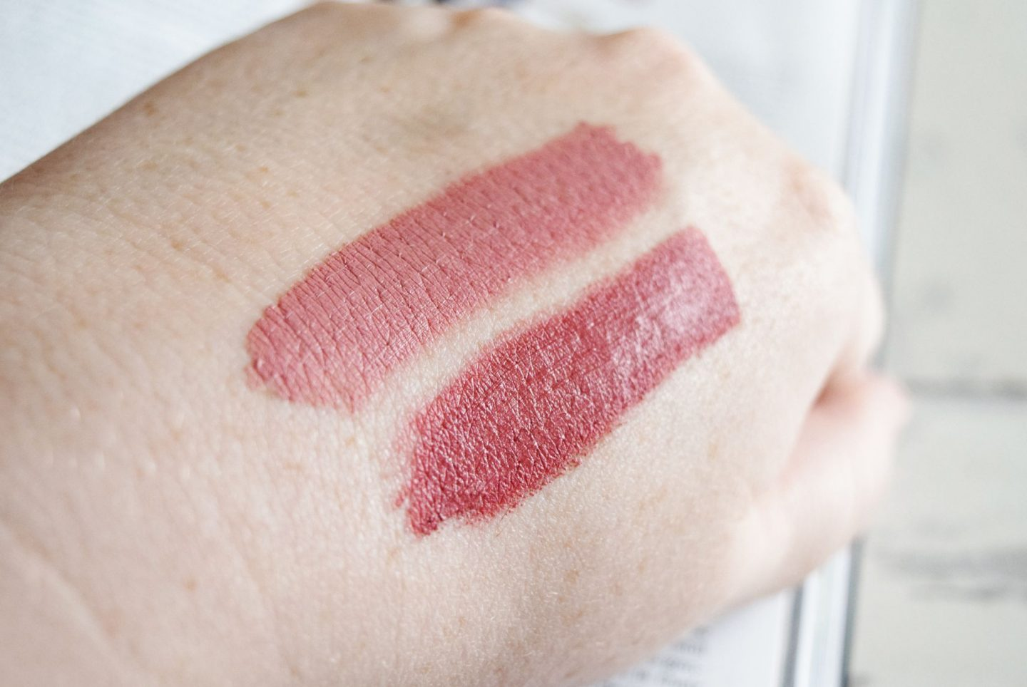 Charlotte Tilbury Hollywood Lips Matte Contour Liquid Lipstick swatches