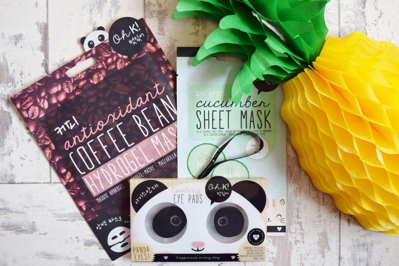 Oh! K Face Masks