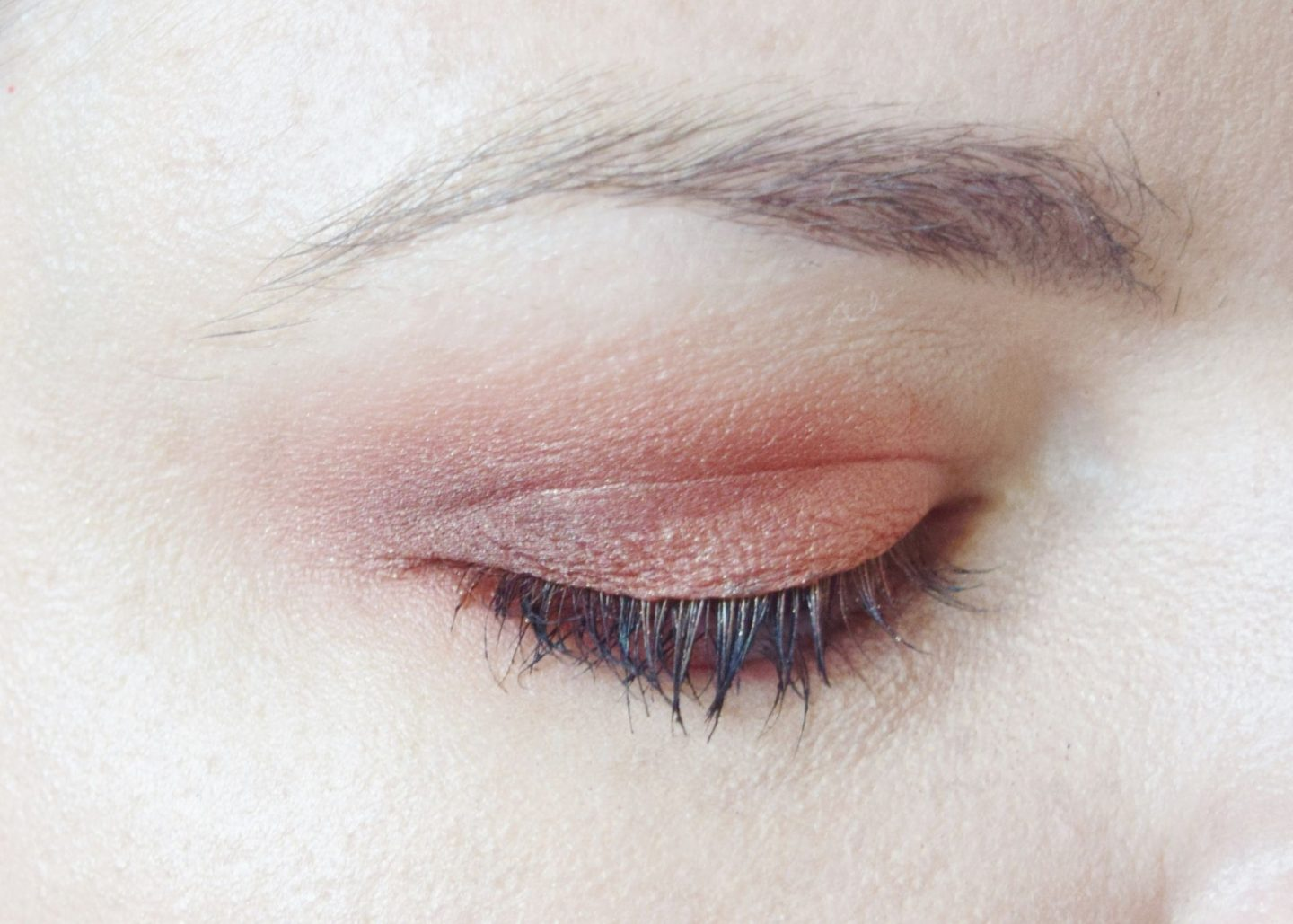 Urban Decay Naked Heat Palette look