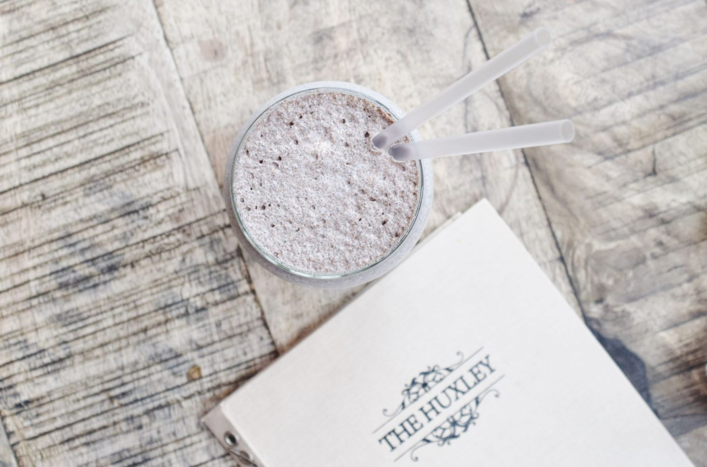 the huxley oreo milkshake