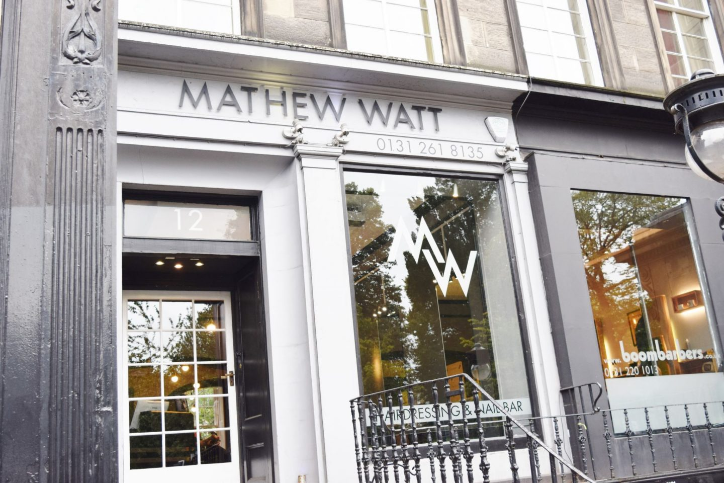 mathew watt hairdressing