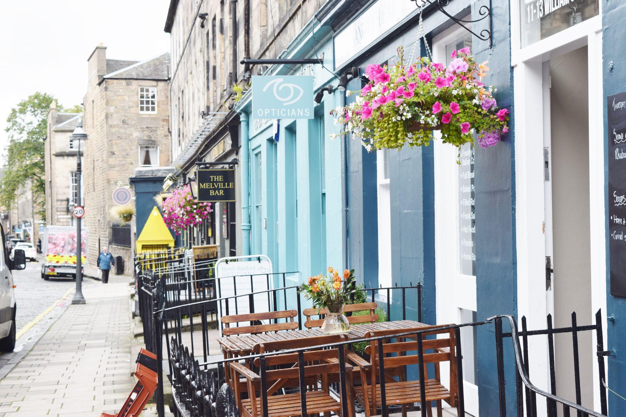 Edinburgh's West End
