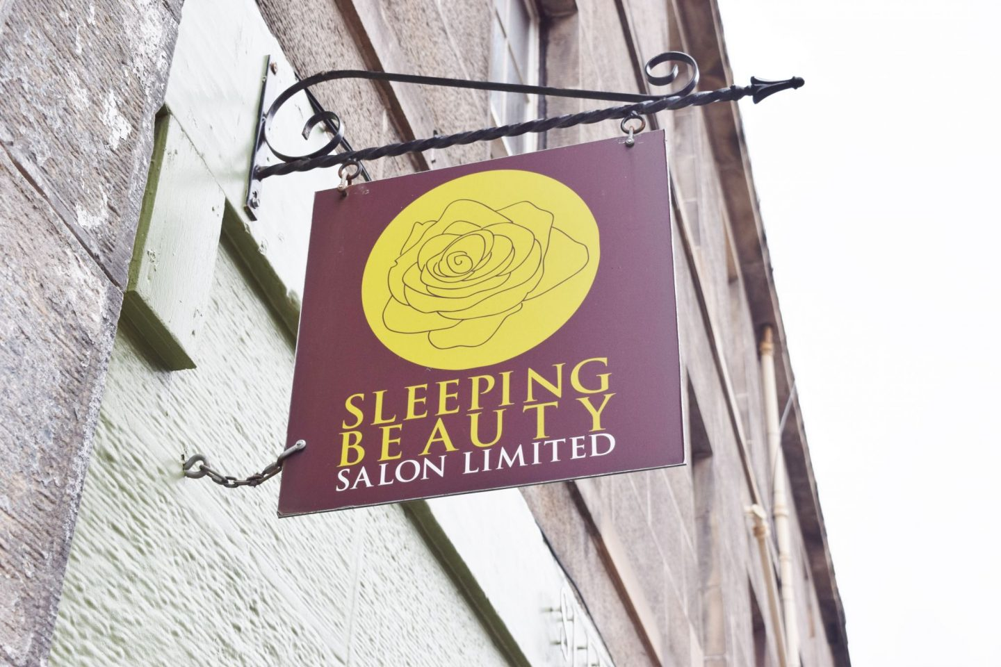 sleeping beauty salon edinburgh