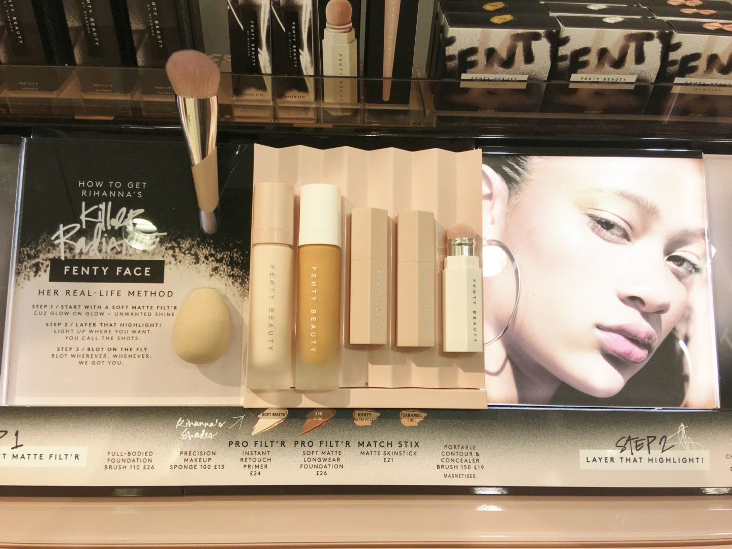 fenty beauty packaging