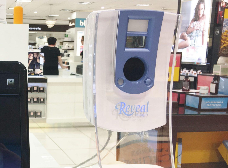 murad skin camera