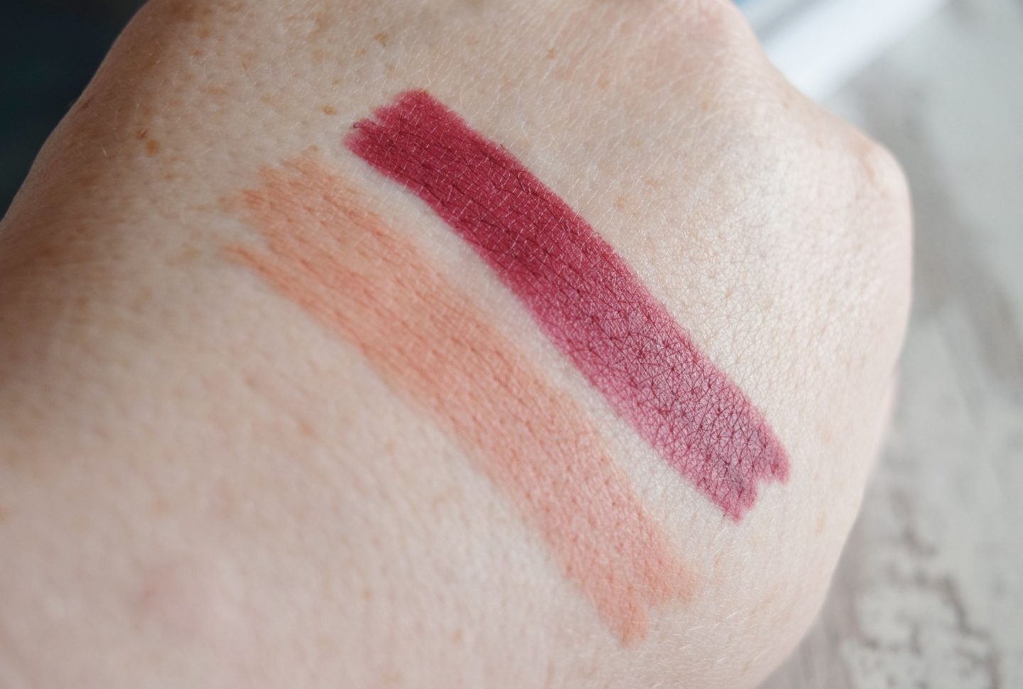 Kiko Fall 2.0 Collection Lip Liners swatches