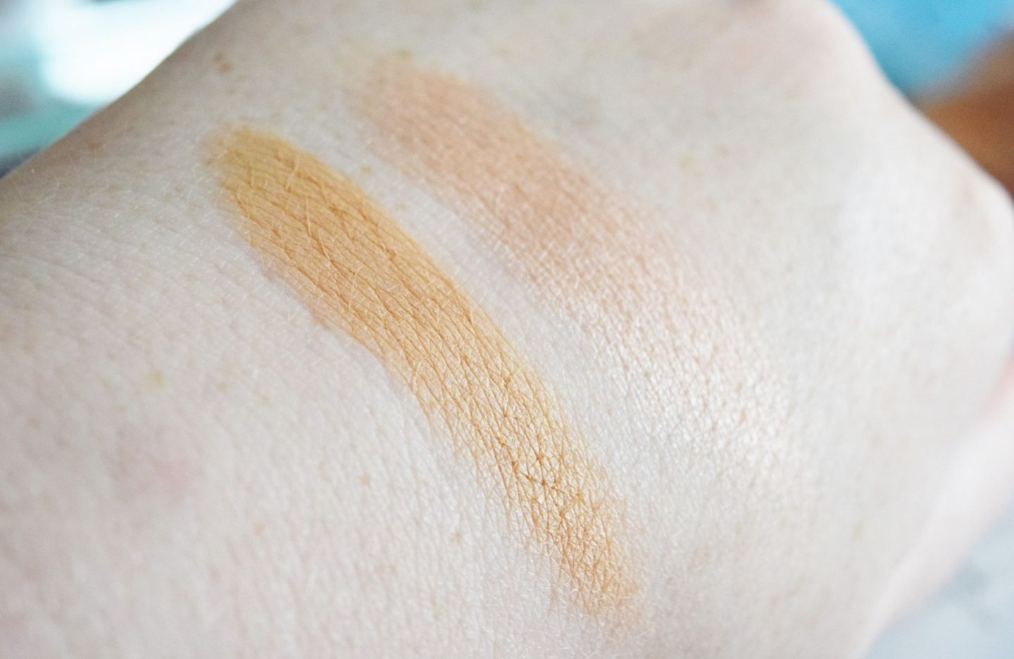 Kiko Fall 2.0 Duo Bronzer in 01 Bright Life swatch