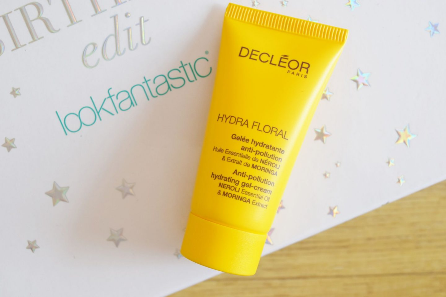 Decleor Hydra Floral Anti-Pollution Hydrating Gel-Cream