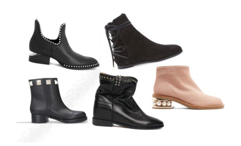 autumn 2017 designer boots