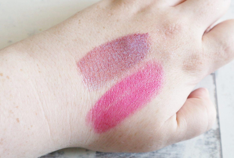 Fenty Beauty Starlit Hyper-Glitz Lipstick swatch