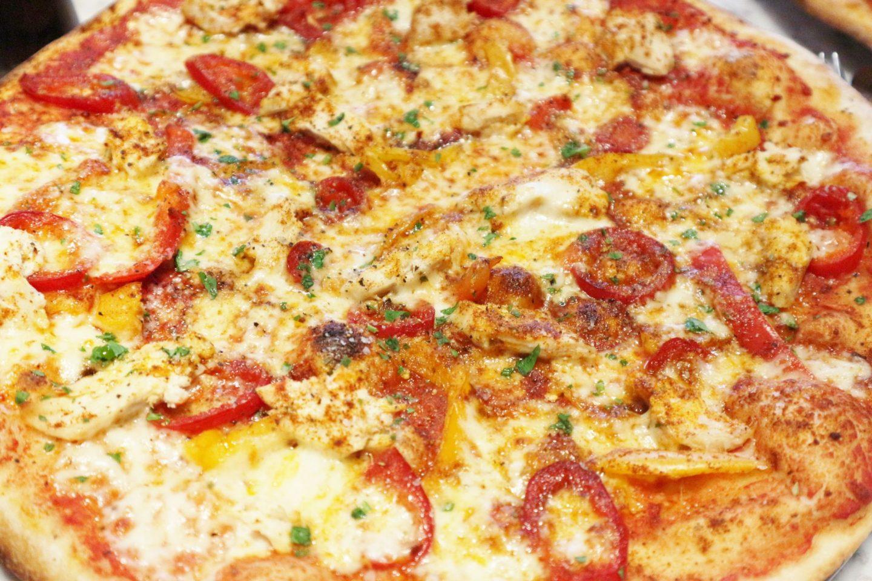 pizza express romana pollo forza pizza