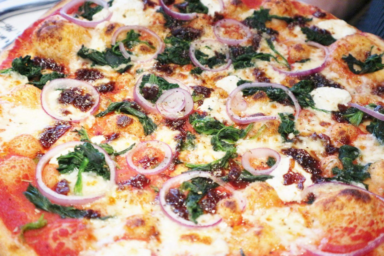 pizza express romana padana pizza