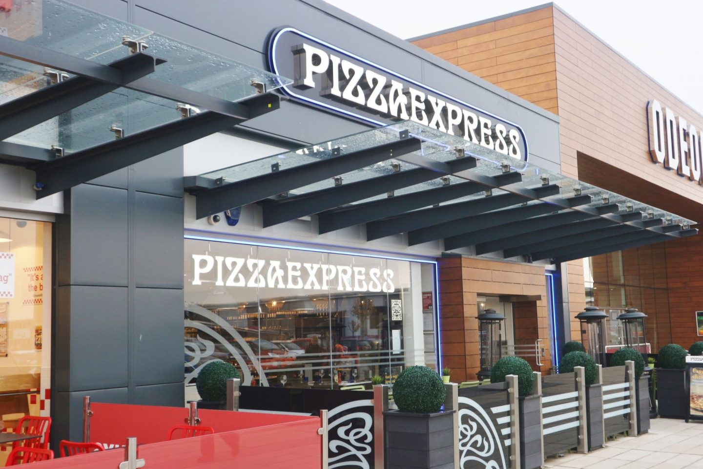 pizza express fort kinnaird