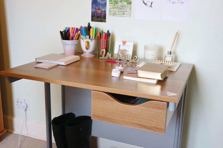 kit out my office desk