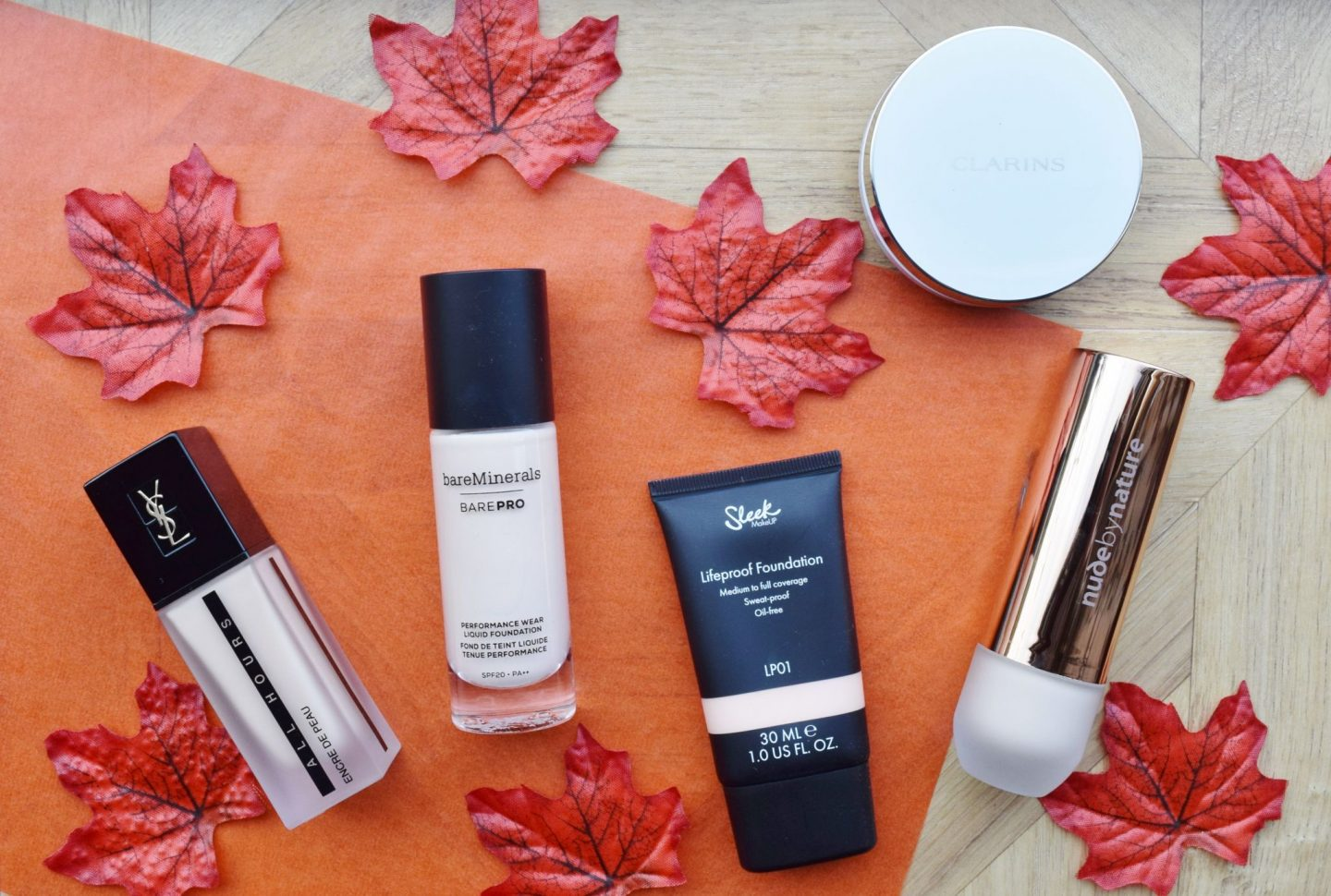 foundations for autumn 2017