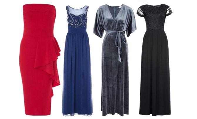 maxi evening dresses