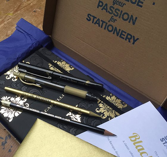 spotlight stationery subscription