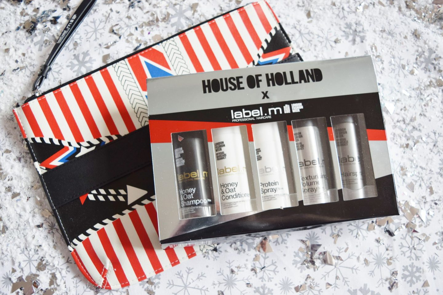 Label M House of Holland Western Cow Girl Mini Gift Set 2017