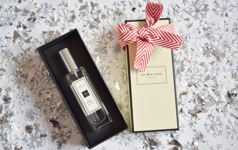 Jo Malone Basil and Neroli fragrance