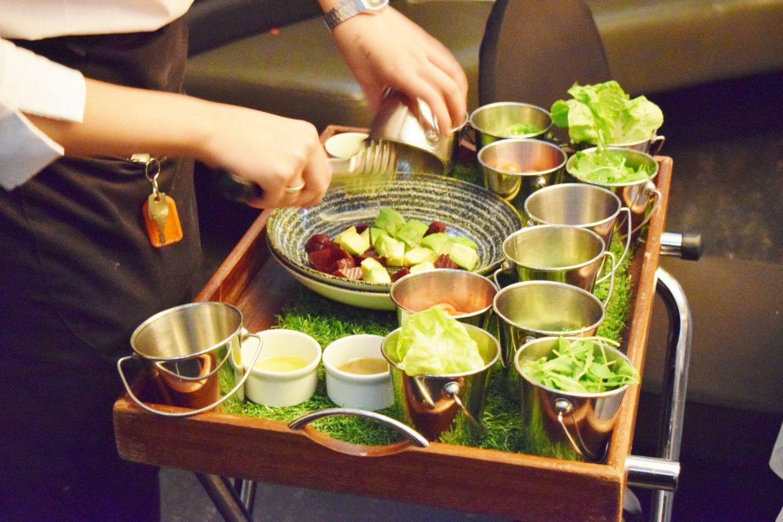 forager's salad