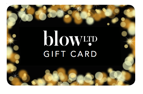 Blow Ltd gift card