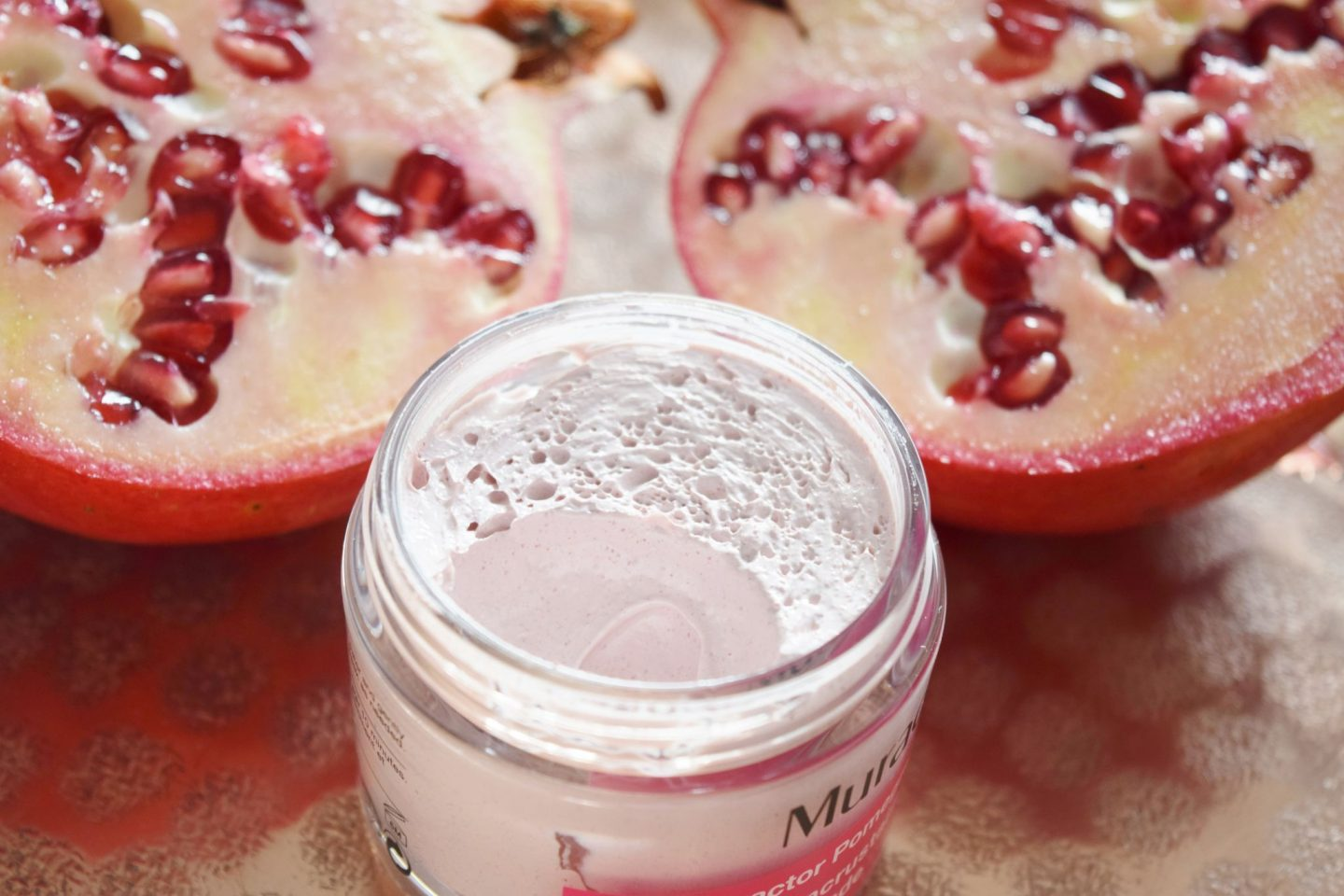 Murad Pore Extractor Pomegranate Mask formula