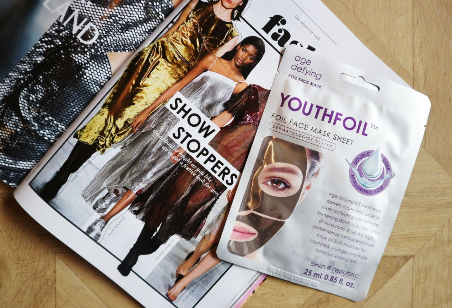 Skin Republic Youthfoil Sheet Mask