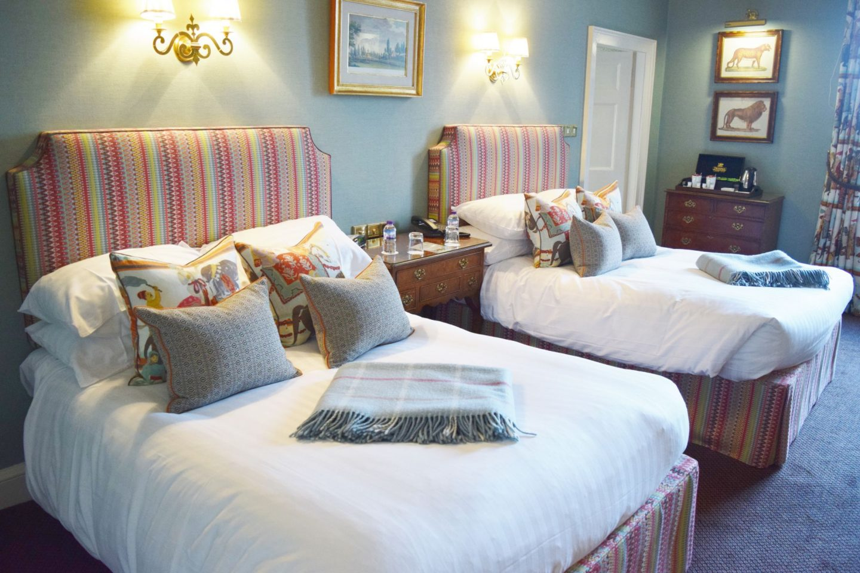 stobo castle maitland room