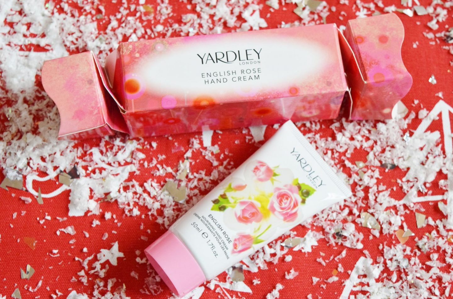 Yardley English Rose Cracker