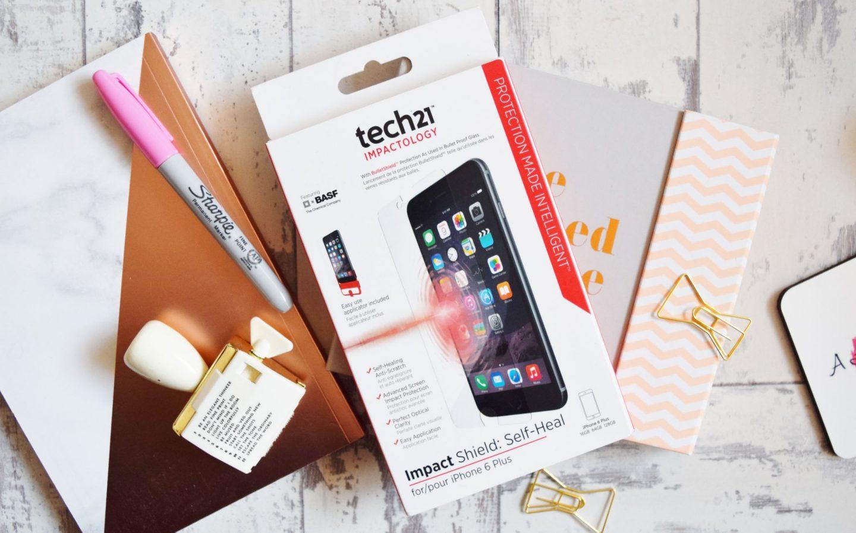 tech21 Impact Shield Self-Heal for iPhone 7/8