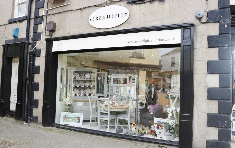 serendipity shop leyburn