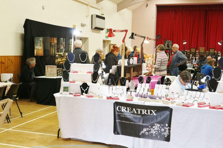 hawes craft fair