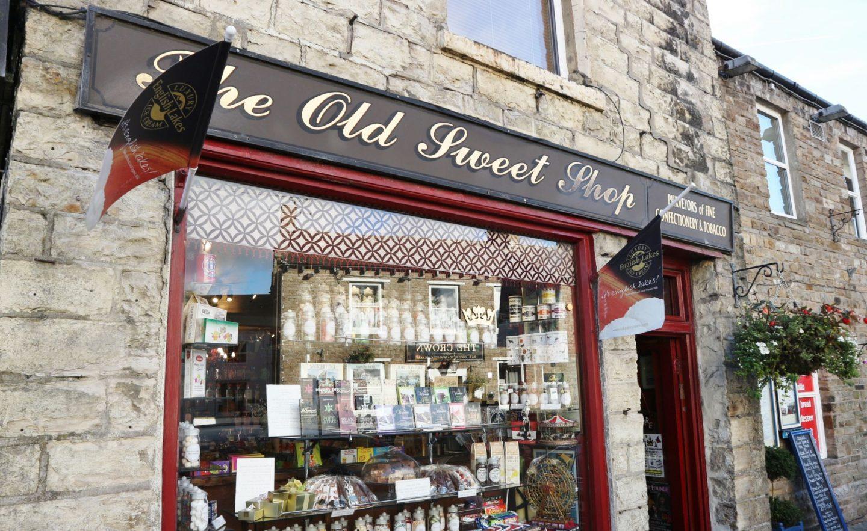 hawes sweet shop
