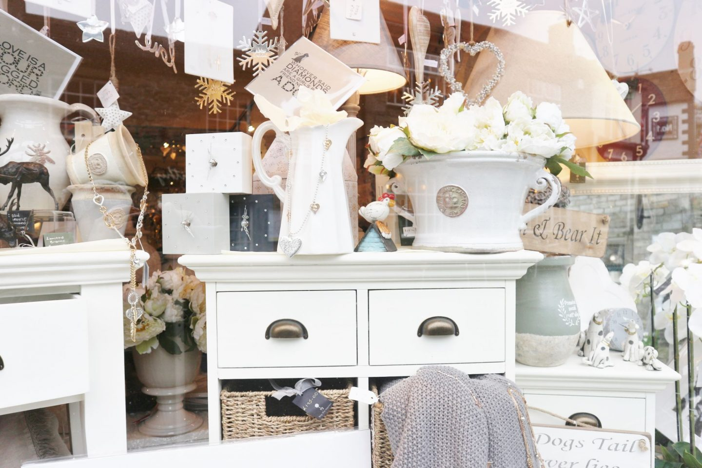 grassington bay tree interiors store